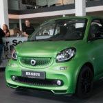 smart 453 ED greenflash